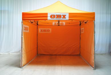 Unterschiedlich Display-Max   Faltzelt 3x3 Meter, Promotionzelte günstig vom  CY51