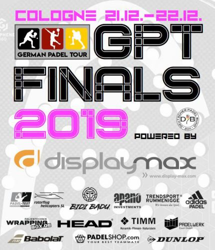 German Padel Tour Finals 2019